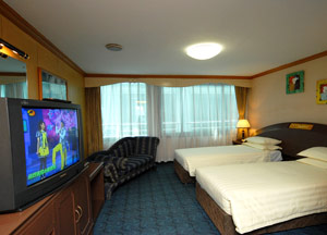 Deluxe Suite,Yangtze Princess