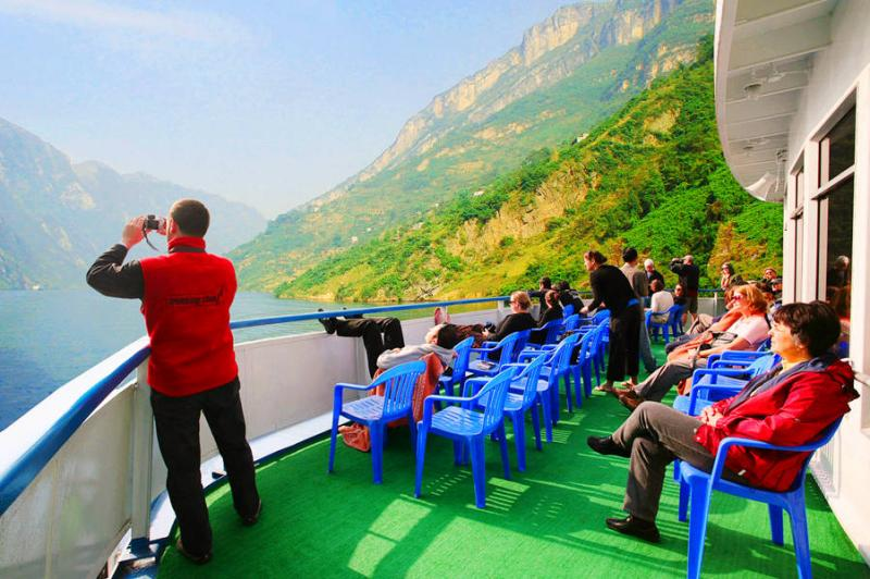 China Highlights Group Tour with Yangtze Cruise