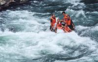 Yanmen Gorge Rafting Have Fun