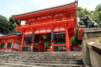 Yasaka Shrine Architecture