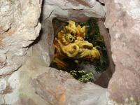 Yellow Dragon Cave Statue