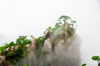 The Yellow Mountain, Huangshan