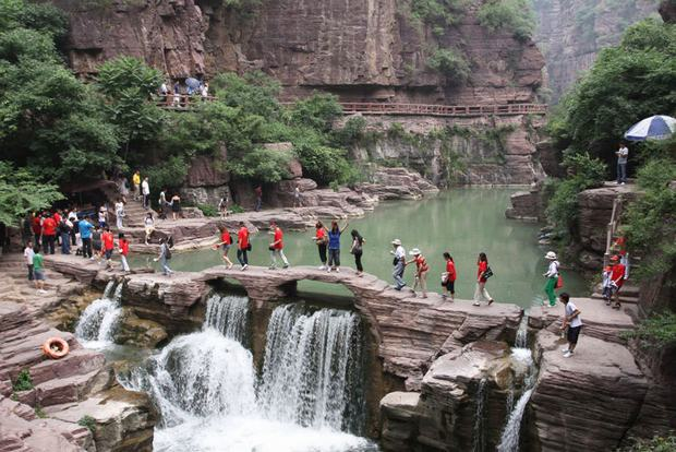 Yellow River Sightseeing Zone Scenery