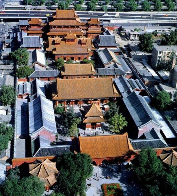 Yonghe Lamasery in Beijing – Witness the Allure of China's Culture