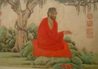 Yuan Dynasty Buddha Paiting
