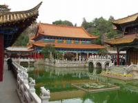 Yuantong Temple Building