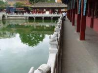 Yuantong Temple Pool