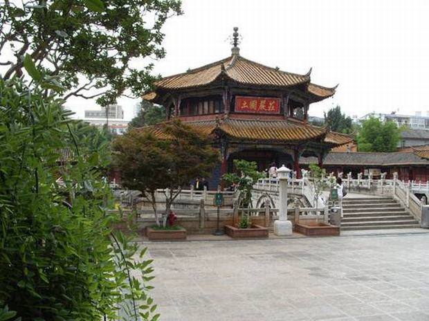 Yuantong Temple Panorama
