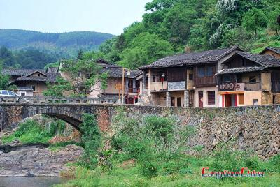 Tulou Tower Picture