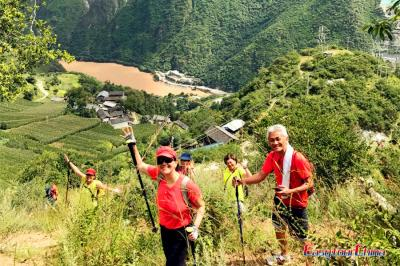 Clients' Yunnan Adventure Tour in 2017