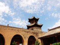 Zhangbi Ancient Castle Fine View