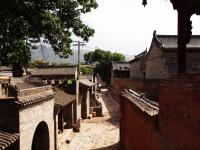 Beautiful Scenery of Zhangbi Ancient Castle