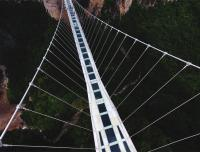 Zhangjiajie Glass-bottom Bridge
