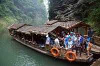 Zhangjiajie Grand Canyon Boating