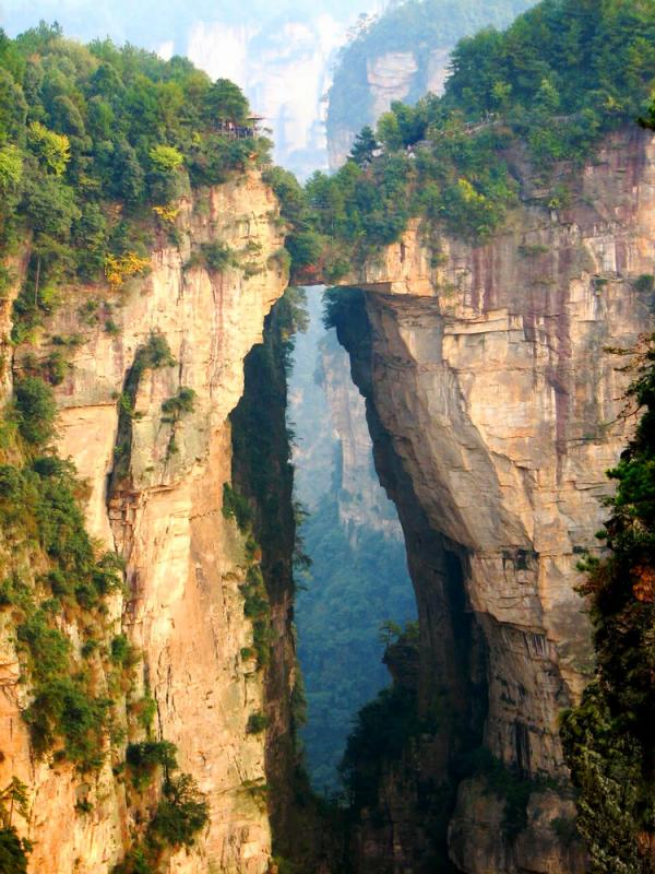 Zhangjiajie hiking tours