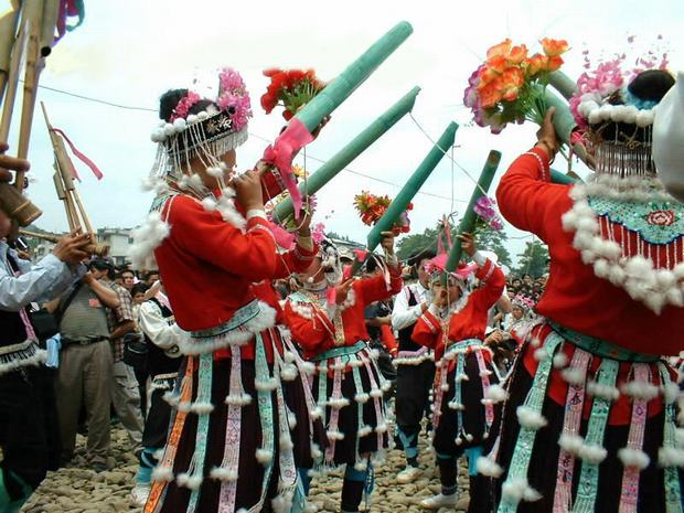 Zhaoxing Dong Festival