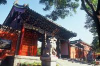 Zhengzhou Town's God Temple