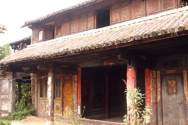 Zhoucheng Wooden House