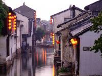 Zhouzhuang in The Early Evening