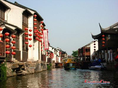 Suzhou Zhouzhuang Travel Photo