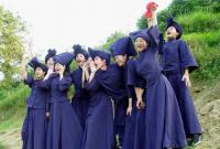 Travel Photos of Zhuang Minority Competing for Singing Folk Songs