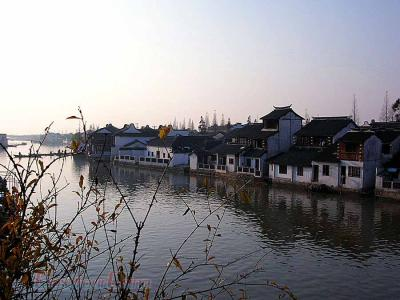 Zhujiajiao Water Town Photo