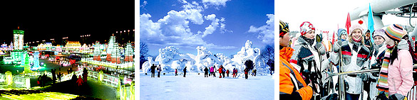 Harbin - Fantastic Ice and Snow Festival & Fun Winter Activities!